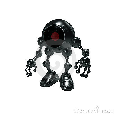 Bizarre shiny toy