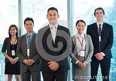 Biznes drużyna