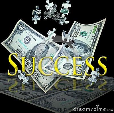 Biznes sukces