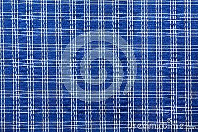 Błękit wzoru ciosowy tekstylny biel