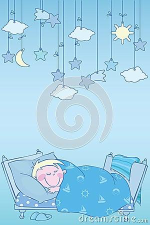 Błękitny noc