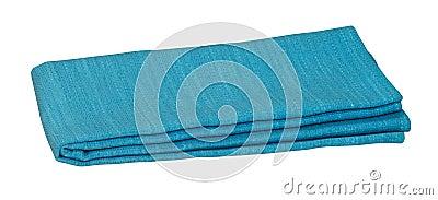 Blå filt