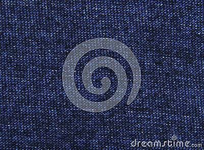 Blå jean