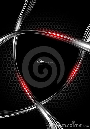 Free Black Abstract Technology Background Stock Photos - 22119223