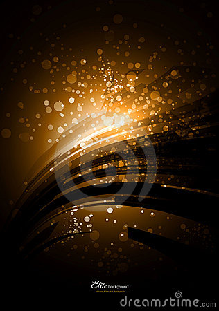 Free Black Abstract Technology Background Royalty Free Stock Image - 22159836