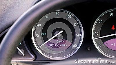Black Analog Car Speedometer Free Public Domain Cc0 Image