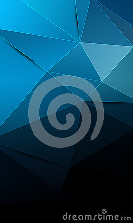 Free Black And Blue Abstract Technology Background Stock Photos - 33582663