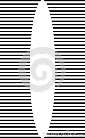 Free Black And White Abstract Geometric Circles Seamless Pattern, Vector Royalty Free Stock Images - 99995839