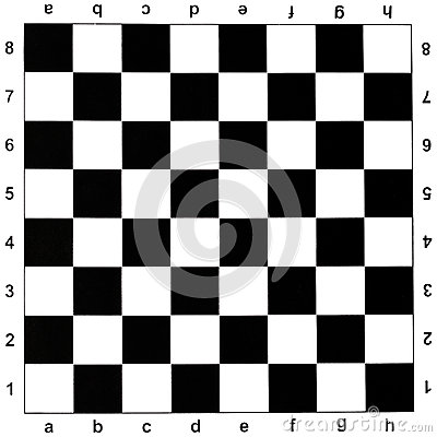 Free Black And White Chess Board Royalty Free Stock Photos - 39056368