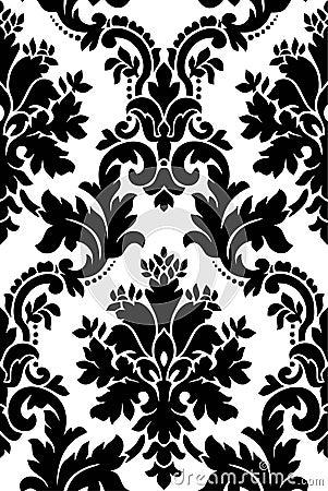 Free Black And White Pattern Stock Photo - 11450910