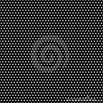 Free Black And White Polka Dots Pattern Stock Image - 6081231