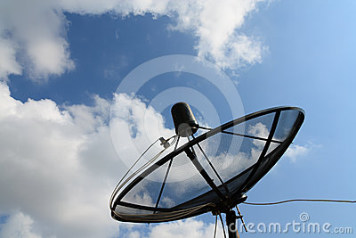 Black antenna communication