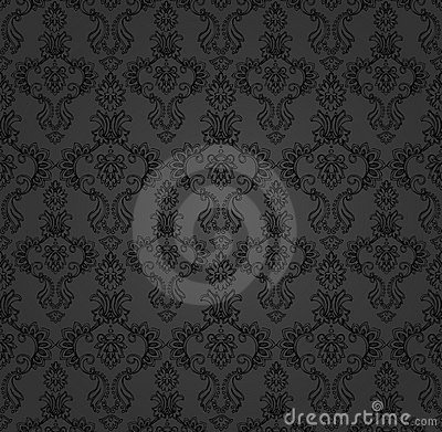 Black Backdrop Baroque
