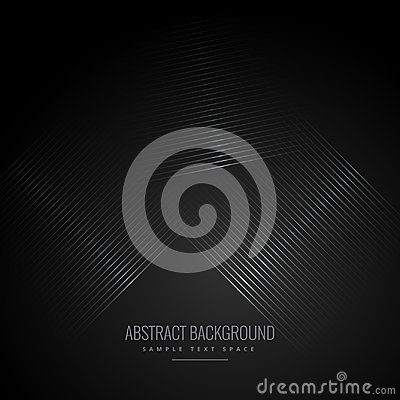 Free Black Background With Abstract Diagonal Lines Royalty Free Stock Photos - 101491048