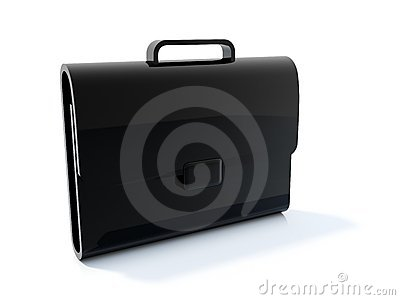 Black bag icon