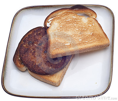 Black Bean Burger Vegetarian Vegan Sandwich