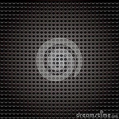 Free Black Blank Metal Sheet Background Stock Photos - 27116273