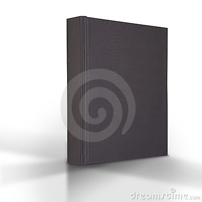Free Black Book Stock Photography - 18817622