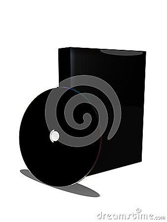 Black box and black CD