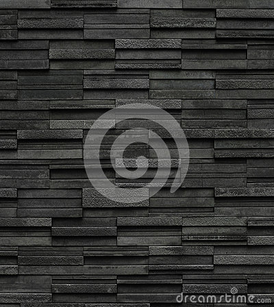 Free Black Bricks Slate Texture Background, Slate Stone Wall Texture Royalty Free Stock Images - 82802999