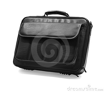 Black Briefcase Stock Photos - Image: 283683