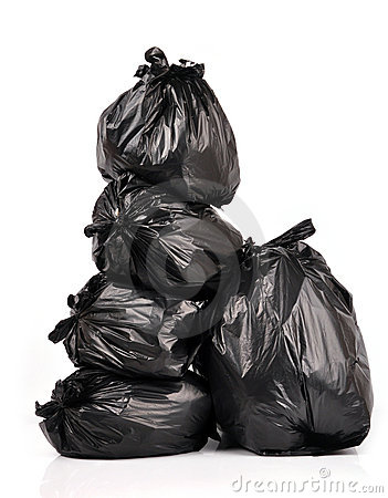Black british bags