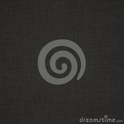 Black canvas background fabric texture pattern