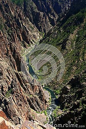 Black Canyon Gunnison River