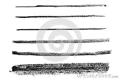 Black Chalk Lines