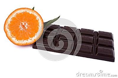 Black Chocolate Tablet