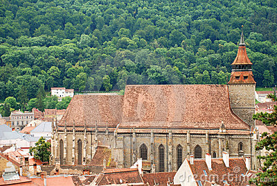 The black church from Brasov