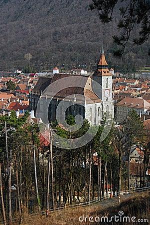 Black Church (Brasov) Romania