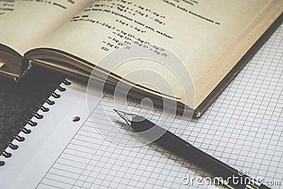 Black Click Pen On White Paper Free Public Domain Cc0 Image
