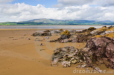 Black Combe from Dunnerholme