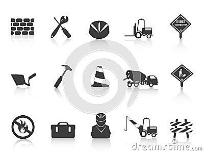 Black Construction icon