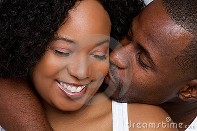 Black Couple