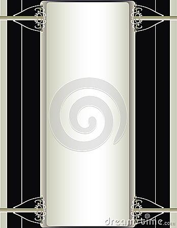 Black cream background 2