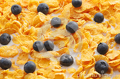 Black currents in cereal