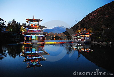 Black Dragon Lake (China)