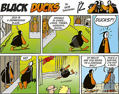Black Ducks Comics episode 59
