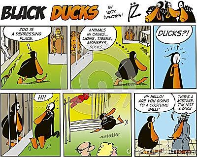 Black Ducks Comics episode 59