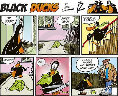 Black Ducks Comics episode 61