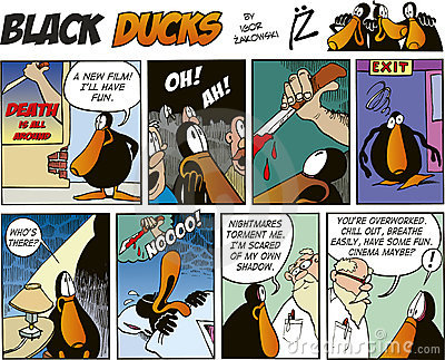 Black Ducks Comics episode 63