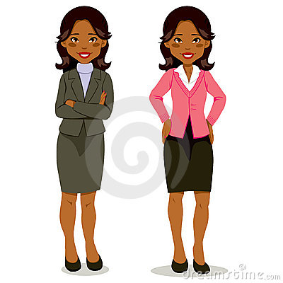 Black Executive Woman