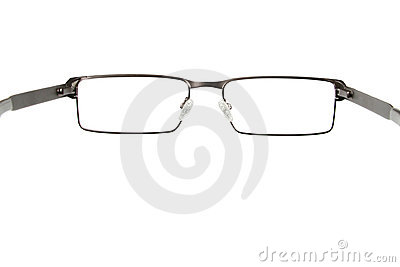 Black Eyeglasses Royalty Free Stock Images - Image: 19204159