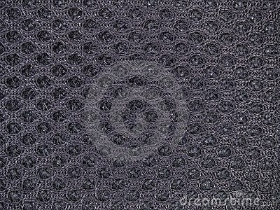 Black Fabric Texture Royalty Free Stock Image - Image: 663946