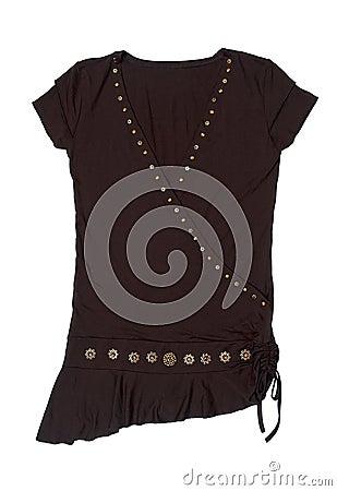 Black female shirt