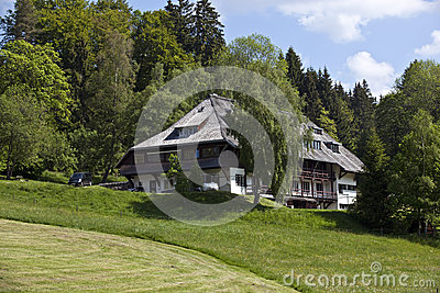 Black Forest House