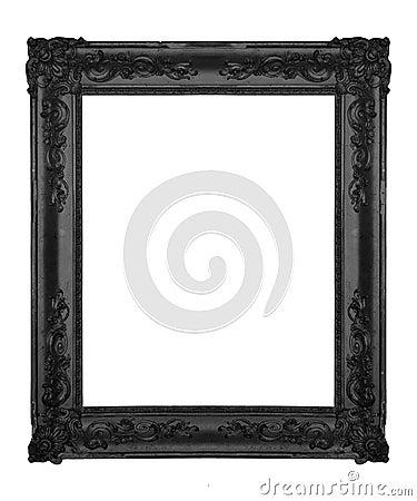 Free Black Frame Stock Photo - 7625120
