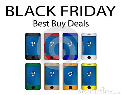 Black Friday Best Buy Deal Shopping Promotion
